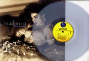 LIKE A VIRGIN - OFFICIAL LIMITED EDITION CLEAR VINYL LP